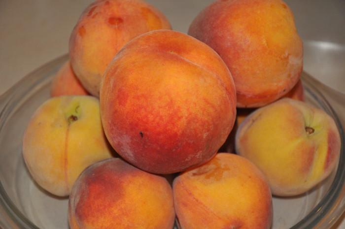 Варенье из персиков без варки