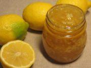 Джем из лимонов