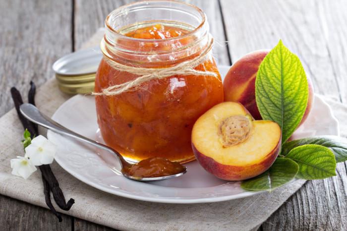 Как приготовить варенье персиковое
