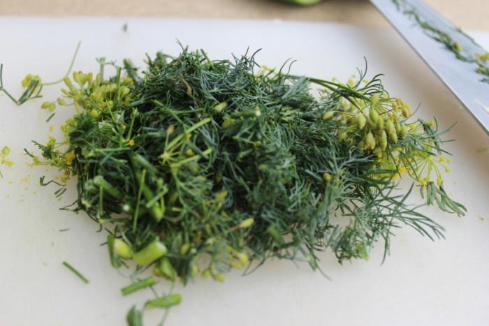 Нежинские огурцы - салат на зиму быстро и просто