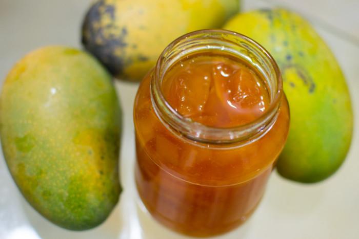 варенье из манго рецепт