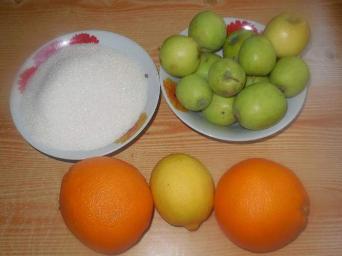 Рецепты как приготовить яблоки с апельсинами — pic 9