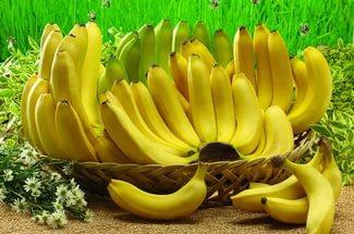 Пюре из бананов