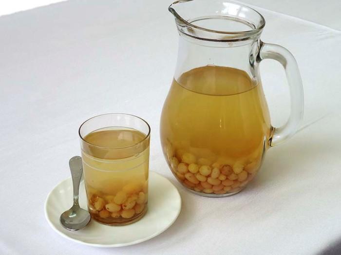 как приготовить полезный напиток