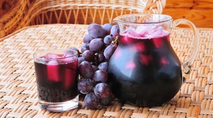 Виноградный сок в домашних условиях приготовление 476