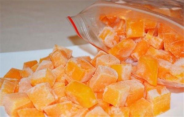 варенье из замороженной тыквы с апельсином рецепт