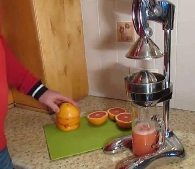 Как сделать выжималку для сока 29