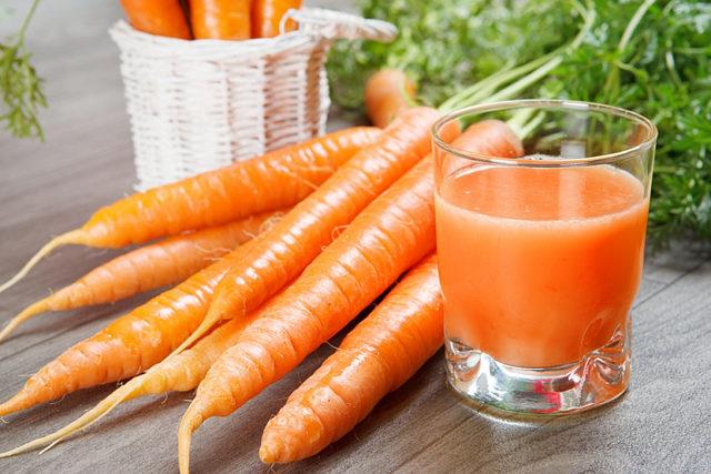 Как приготовить морковный сок - wikiHow 87
