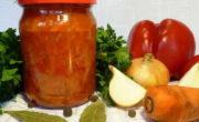 Лечо с луком и морковью - лучшие рецепты лечо на зиму: перец, морковь, лук