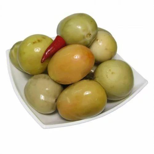 Как приготовить квашеные зеленые помидоры на зиму